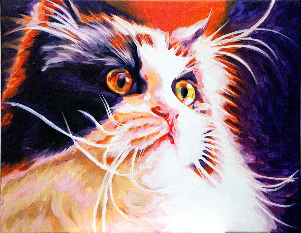 gatto-angora-Ritratti-su-commissione-idea-regalo-opera-d-arte