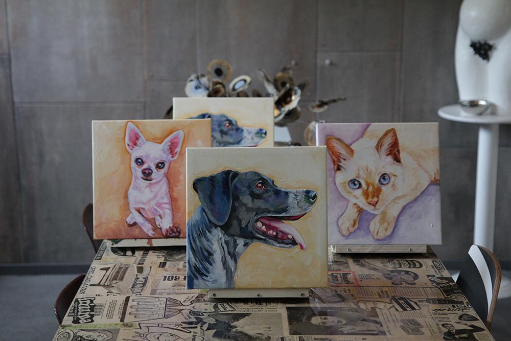 Ritratti-di-cani-e-gatti-su-commissione-idea-regalo-opera-d-arte