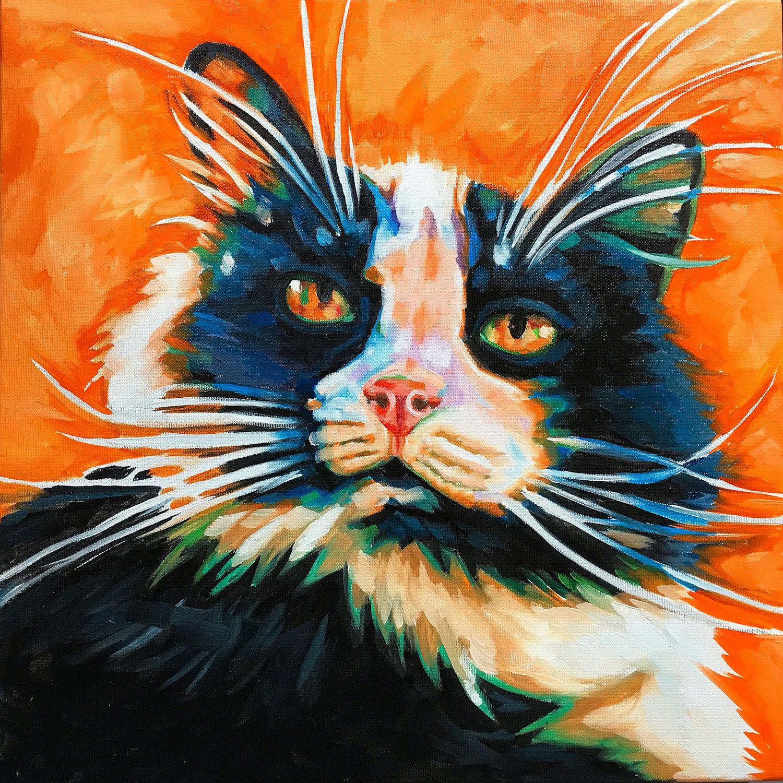 ritratto-gatto-su-commissione-opera-d-arte